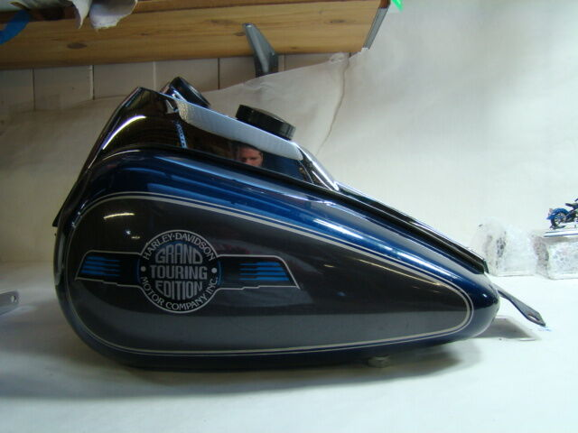 Harley FXRD fuel gas tank + dash + gauge FXRT FXR Grand Touring Edition EPS16510