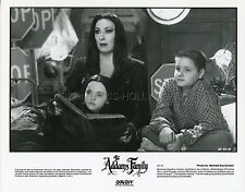 ANJELICA HUSTON THE ADDAMS FAMILY 1991 PHOTO ORIGINAL #5  MELINDA SUE GORDON