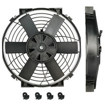 "10"" Slimline Electric / Thermatic Fan (12V) (Part #0147) (Davies Craig)"