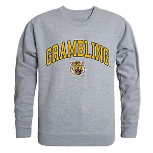Grambling State University Tigers NCAA College Logo Licensed T-Shirt S-2XL