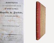 Denkwürdigkeiten aus dem öffentlichen Leben des Exkaisers von Mexico - 1824