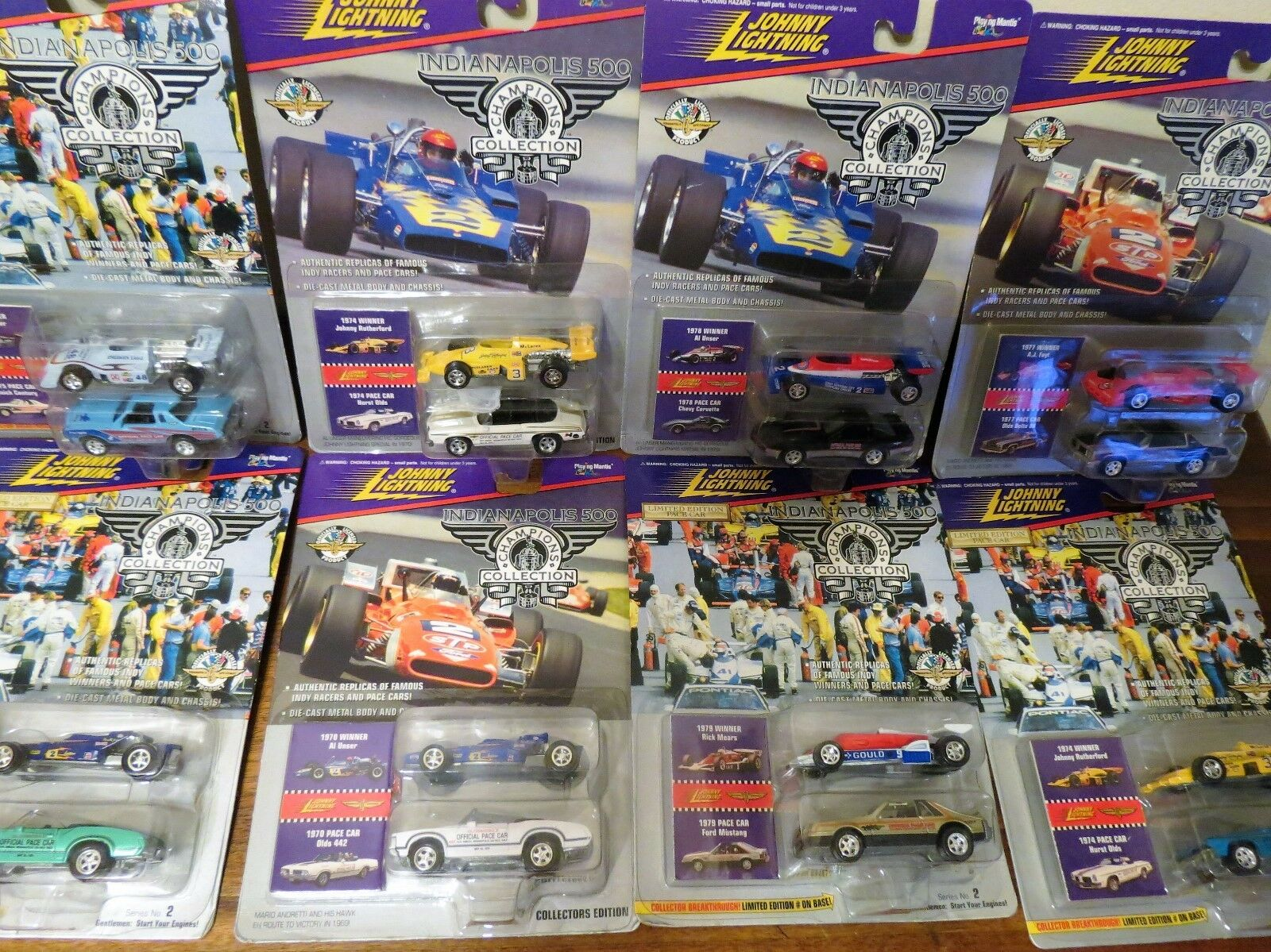 Lot  of johnny lightning and more