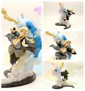 Naruto-Tsunade-Tsunade-Kizuna-Relation-20cm-PVC-Action-Figure-Statue-Toy-No-Box