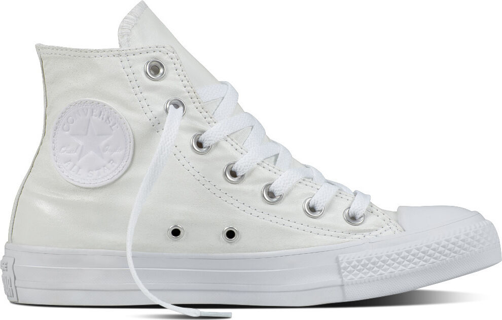 Converse Chuck Taylor All Star Metálico | Triple Blanco | Unisex para hombre/mujer |