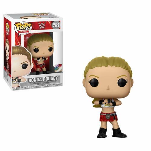 WWE Pop Ronda Rousey *BRAND NEW* Vinyl Figure