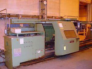 Details about Dainichi M85 x 4000 CNC Lathe Fanuc 15-T Control, Twin Turret  Tailstock 1800 RPM