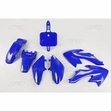 Nuevo UFO HONDA CRF 50 exportación Motocross MX Kit De Plástico 2004 - 2017 Azul