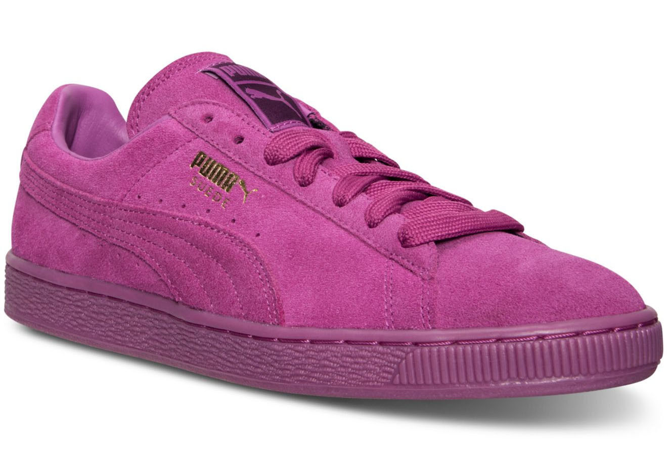 New PUMA Suede Classic Mono Iced Men Sneakers Sz 10.5 Price reduction Seasonal price cuts, discount benefits