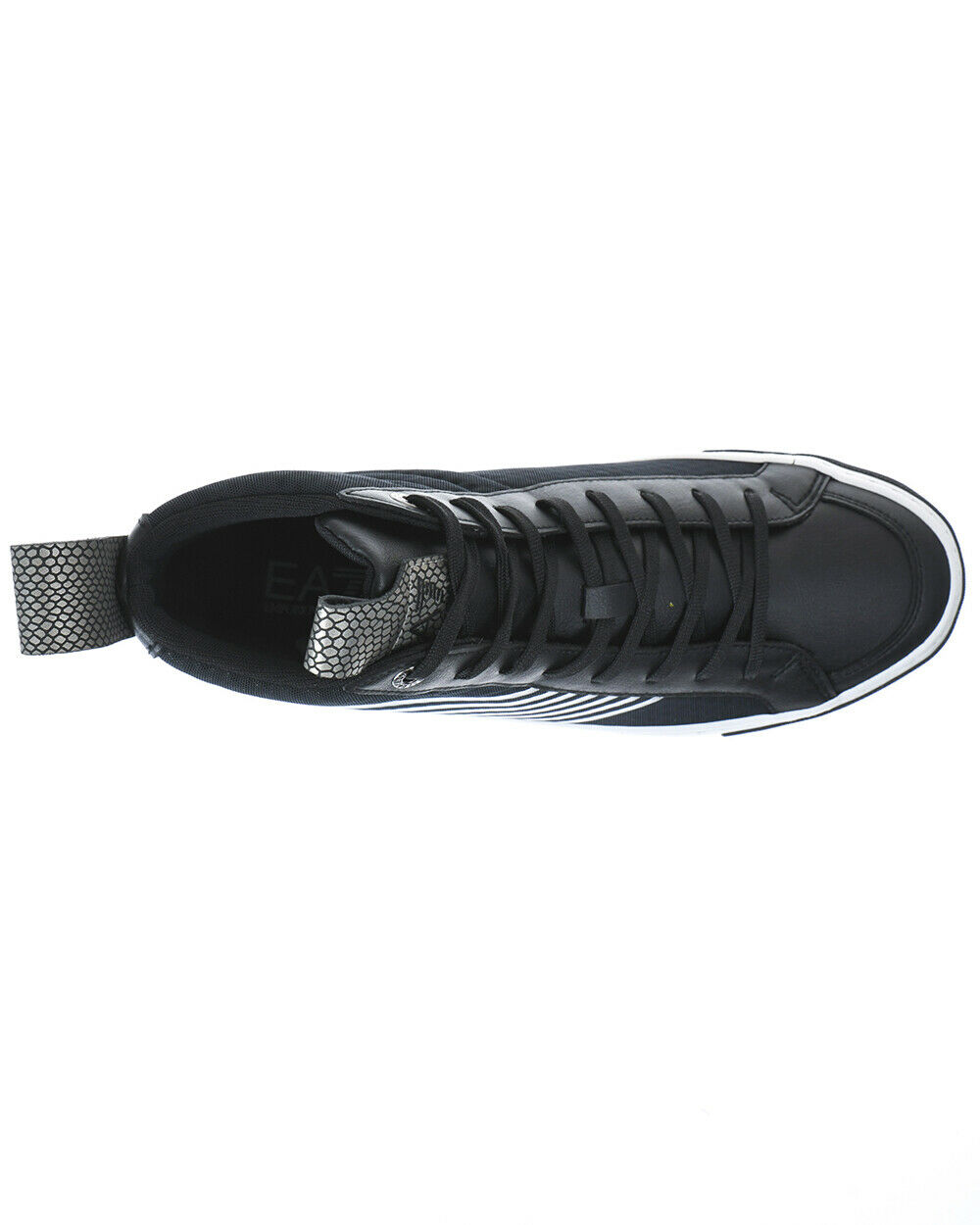Emporio Armani Ea7 Ankle Boots Man Black X8Z002XK004 A077 Sz. 6 PUT OFFER