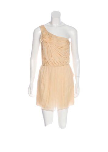 Dolce And Gabbana Silk Dress Sz 38