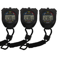 Green Backlight!!! New- 10 Functions Sportcraft EX 800 Stopwatch and Timer