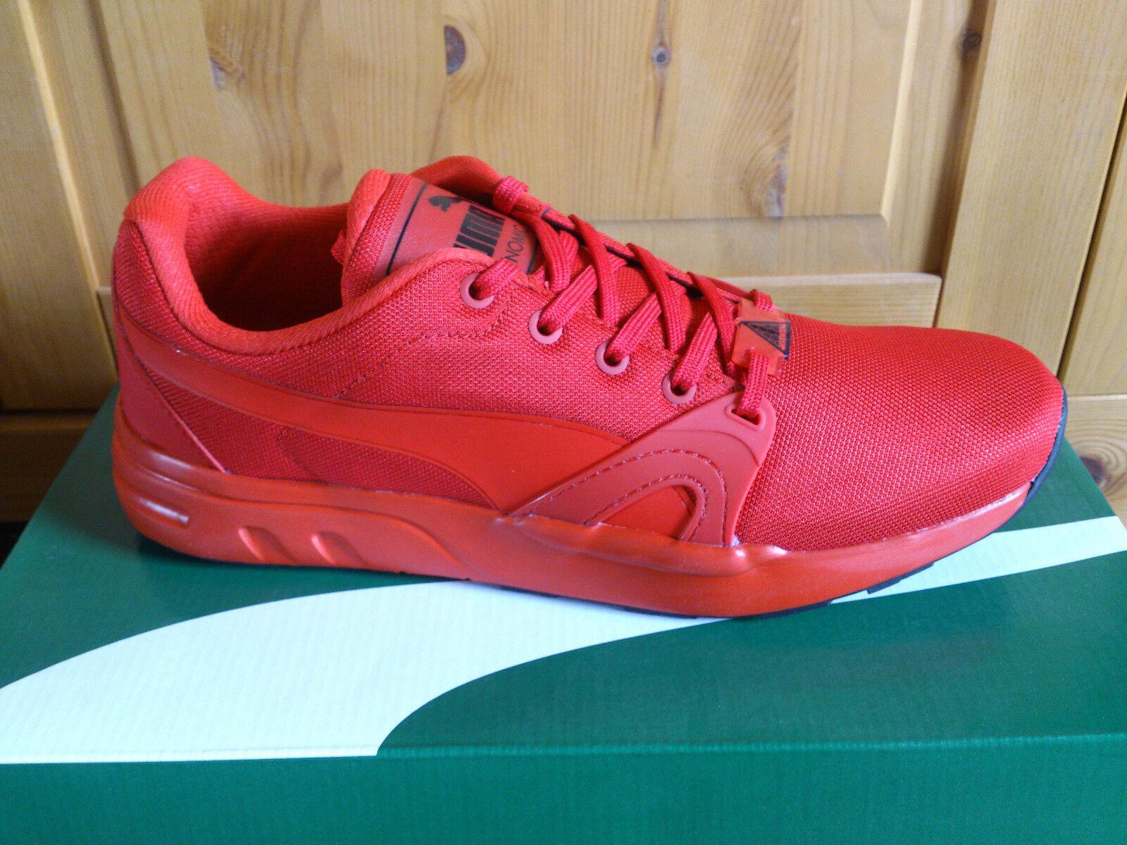 Puma XT S Trinomic Herren Damen  Schuhe Sneaker Rot NEU