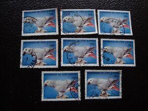 Briefmarke Produkte Werden Ohne EinschräNkungen Verkauft Côte D Ivoire 661 X8 Gestempelt Briefmarke Yvert/tellier Nr a28