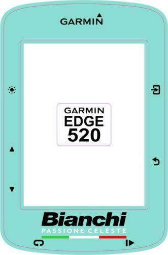 XR4 Specialissima Infinito Aria Celeste Intenso Oltre Garmin Edge 520 Decal