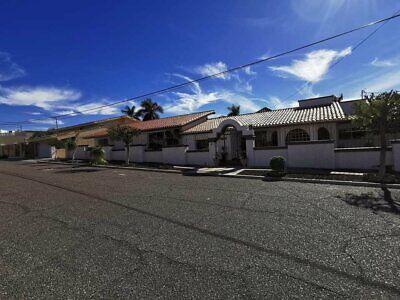EN VENTA CASA COL PITIC  RESIDENCIA CON GRAN TERRENO Y GRANDES AREAS  HERMOSILLO SONORA