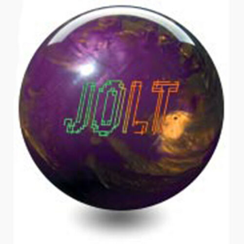 STORM JOLT PEARL BOWLING BALL 16LB BRAND NEW RARE 1-1.5 PIN PLACEMENT