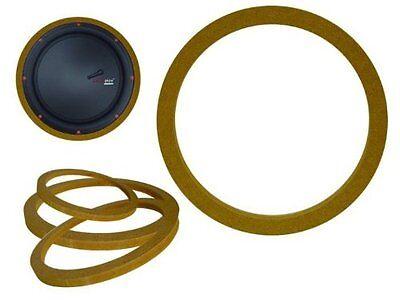 Audiopipe RING8R Nippon 8 Mdf Speaker Ringsold As Pair by AUDIOP