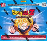 2015 Dbz Dragon Ball Z Evolution Panini Booster Box 24ct Dragon Ball Sealed