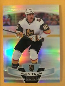 19-20 2019-20 OPC Platinum Alex Tuch #13-Knights