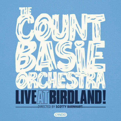 The Count Basie Orchestra Live At Birdland BRAND NEW FACTORY SEALED CD - $14.88