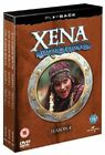 Xena Warrior Princess Season 4 DVD 2007 Region 2
