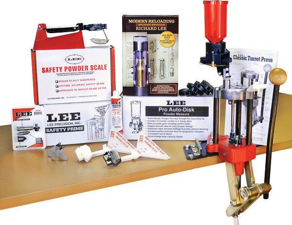 nuevo  Lee Clásico turrett Kit de prensa 90304
