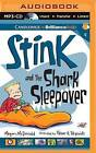 Stink and the Shark Sleepover by Megan McDonald (CD-Audio, 2015)