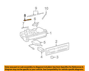 TOYOTA-OEM-95-00-Tacoma-Instrument-Panel-Dash-Control-Cable-5590735040
