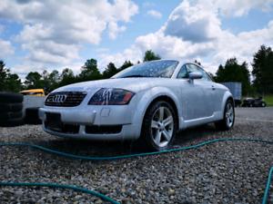 2000 Audi TT Quattro | SELL OR TRADE