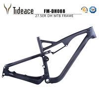 27.5er Mtb Frame Full Suspension Mountain Bike Bicycle Carbon Frames Ud Matte