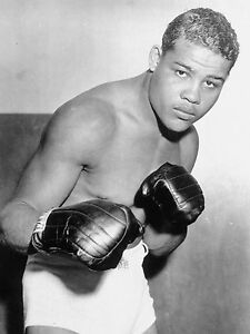 "Joe Louis /""The Brown Bomber/"" Icon Boxing Legend T-Shirt Heavyweight Champ"