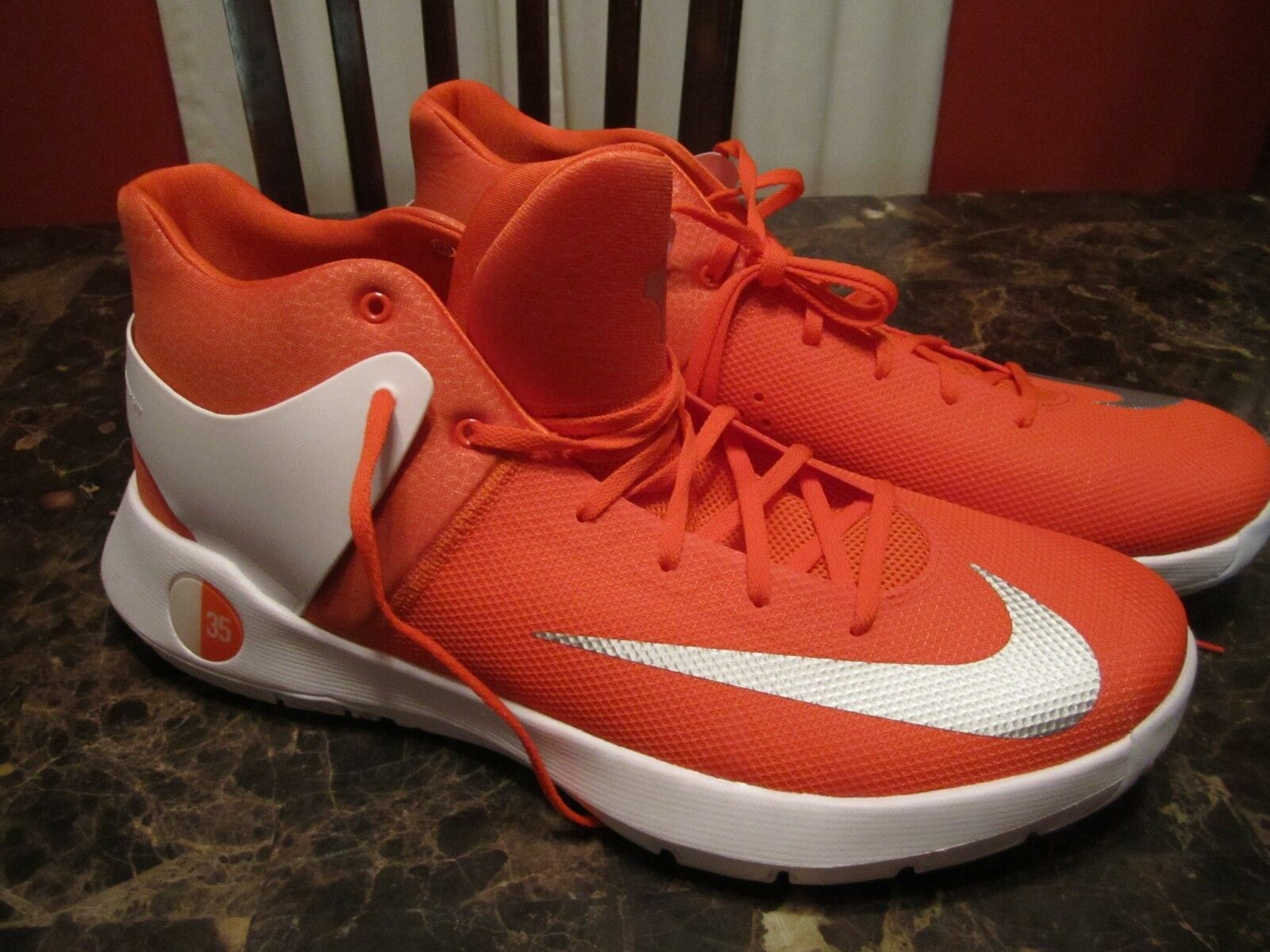 New Nike Kevin Durant KD Trey 5 IV Basketball Shoes 856484-661 Men's Comfortable Cheap women's shoes women's shoes