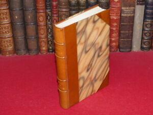 HENRI-POURRAT-GASPARD-DES-MONTAGNES-TB-RELIE-1924-N-Bibl-du-Bibliophile