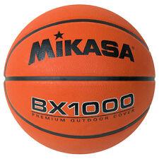 "MIKASA BX1000 Mens Basketball Ultra Grip Composite Official Size 7 Outdoor 29.5"""