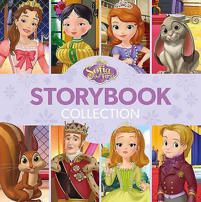 Parragon Books Ltd, Disney Junior Sofia the First Storybook Collection, Excellen