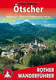 Rother Wanderführer Ötscher. Mariazell, Türnitz, Traisen...   Buch   Zustand gut