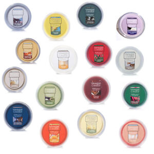 Yankee-Candle-SCENTERPIECE-MeltCups-Melt-Cups-CHOICE-OVER-100-SCENTS-New