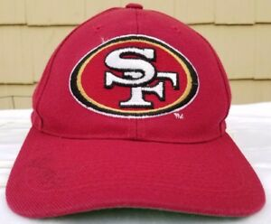 Image is loading San-Francisco-49ers-snapback-cap-Sports-Specialties-hat- aee539cbb