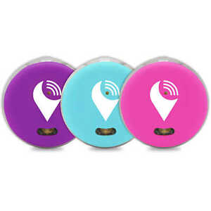 3 Pack TrackR Pixel - Item Ringer, Phone Finder, Amazon Alexa, Crowd Locate NEW