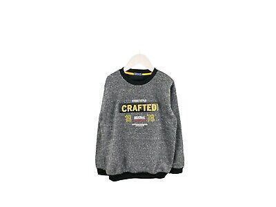80 86 92 Pullover für Jungen NEUWARE mit Applikation OILILY Sweatshirt Gr