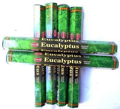 RÄUCHERSTÄBCHEN Marke HEM 6 Pck á 20 Stück Mount Everest incense