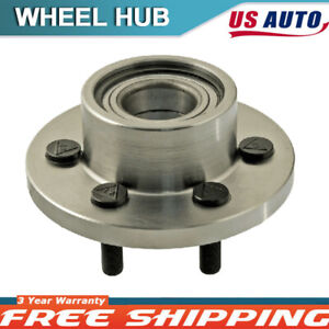 Note: 4WD 1996 fits Dodge Dakota Front Wheel Bearing and Hub Assembly One Bearing Included with Two Years Warranty
