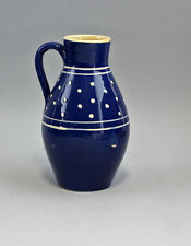 Keramik Schenk-Krug/Flasche/Vase Bürgel Thüringen 9919641