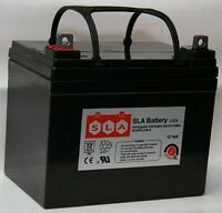 35ah 12volt Deep-cycle Sealed Lead Acid Rechargeable Battery 35ah Upg Replacment
