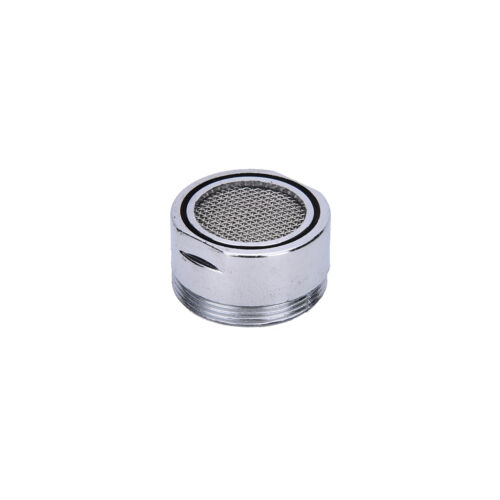 Faucet Tap Nozzle Thread Swivel Aerator Filter Sprayer Kitchen Chrome Plate C