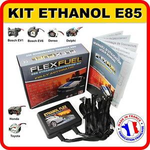 KIT ETHANOL E85 6 Cyl. PEUGEOT, CITROEN, RENAULT, AUDI, BMW, FORD.. ET AUTRES...