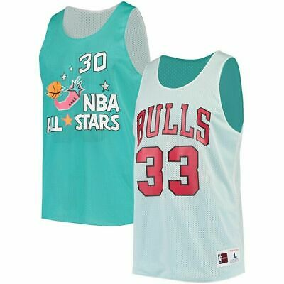Mitchell /& Ness Chicago Bulls Mens Jersey Extra Large 'Pippen 33' BNWT