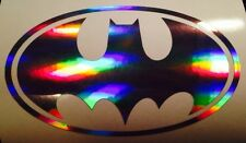 "3""x5"" Hologram Batman Vinyl Decal For Cars Trucks Laptops"