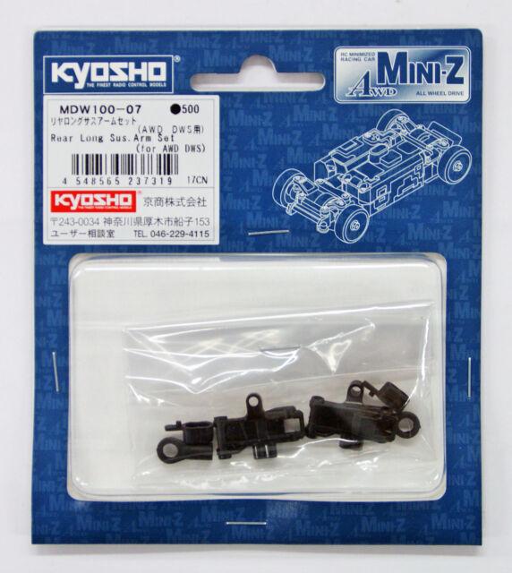 Kyosho Mini Z AWD MDW100-07 Rear Long Suspension Arm Set (MA-020)