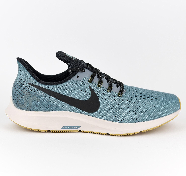 Nike Air Zoom Pegasus 35 Men Run Running shoes New Aviator Grey bluee 942851-015